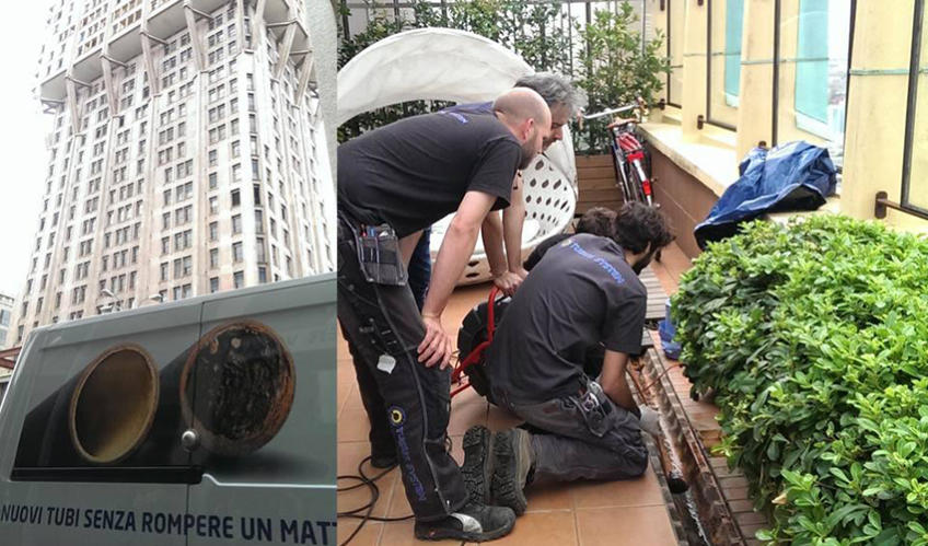 Come rifare l impianto idraulico senza rompere il pavimento - Rifare pavimento senza spostare mobili ...
